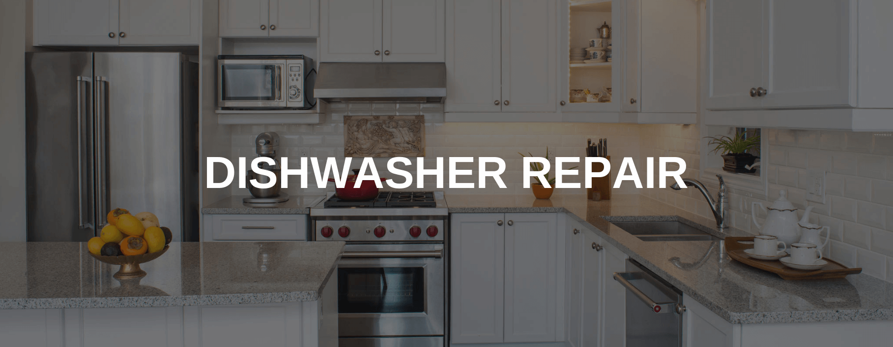 dishwasher repair silver spring