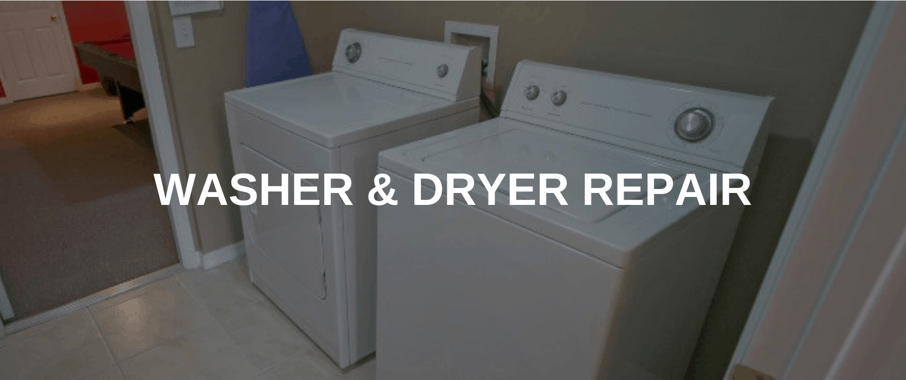 washing machine repair silver spring